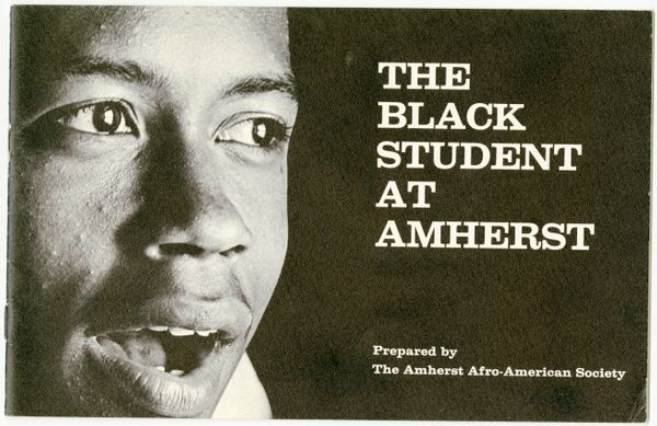 Black Student Activism at Amherst College